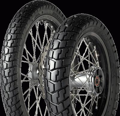 Dunlop      100/90 - 19  57T TT TL TRAILMAX