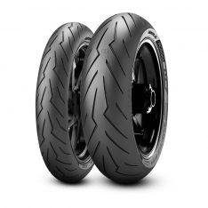 Pirelli 240/45 ZR 17 82W Diablo Rosso III DOT 19