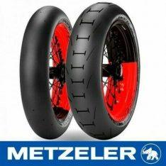 METZELER 125/75 R 17 NHS TL K1 RACETEC SM